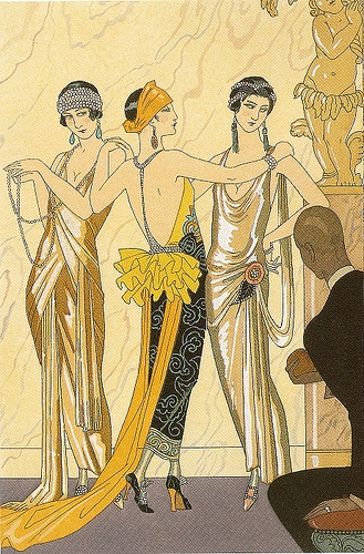 art deco illustration difference art deco art nouveau